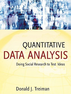 Quantitative Data Analysis By Treiman, Donald J.
